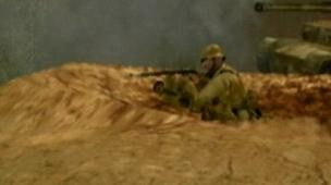 Call of Duty 2 Big Red One (VG) (2005) - Video Game Trailer