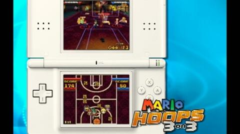 Mario Hoops 3-on-3 (VG) (2006) - Nintendo DS