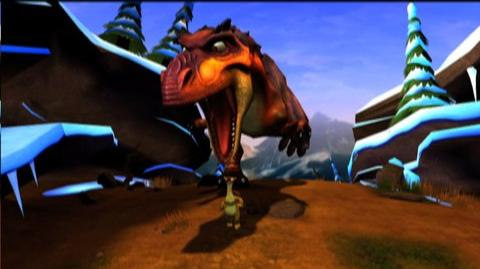 Ice Age Dawn Of The Dinosaurs (VG) (2009) - XBOX 360, PS3, NDS, Wii, PC