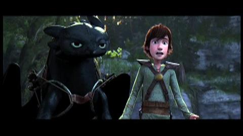 How To Train Your Dragon (2010) - Open-ended Trailer for this animated comedy about the unusual friendship of a boy and a dragon