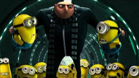 Despicable Me (2010) - Open-ended Trailer for this animated comedy 2