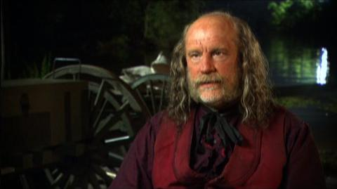 "Jonah Hex (2010) - Interview John Malkovich ""On his character"""