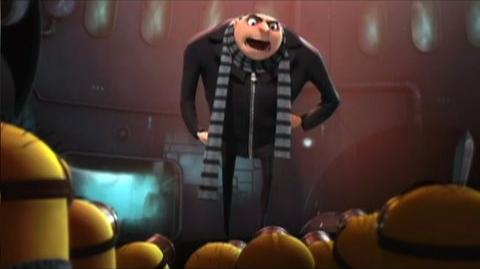 Despicable Me (2010) - Clip Gru Tells The Minions His Next Plan