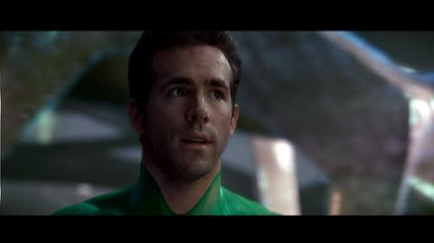 Green Lantern (2011) - Clip I've Been Sent To Welcome You Here