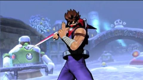 Ultimate Marvel vs. Capcom 3 (VG) () - Strider Character Vignette