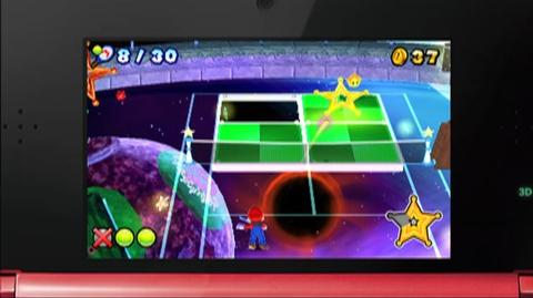 Mario Tennis Open (VG) (2012) - Special Games trailer