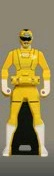 Yellow Racer Ranger Key