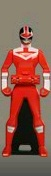 TimeRed Ranger Key