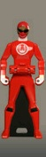 HurricaneRed Ranger Key
