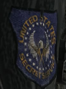 US Secret Service Emblem BOII