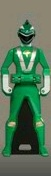 Go-On Green Ranger Key
