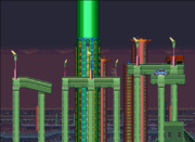 Megaman x stage
