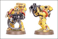 Imperial Fist Devastators