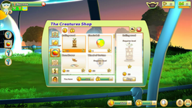 Creatures Shop