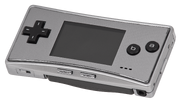 Game Boy Micro - Grey Model