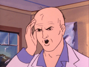 Lex Luthor DCAU BaldLex