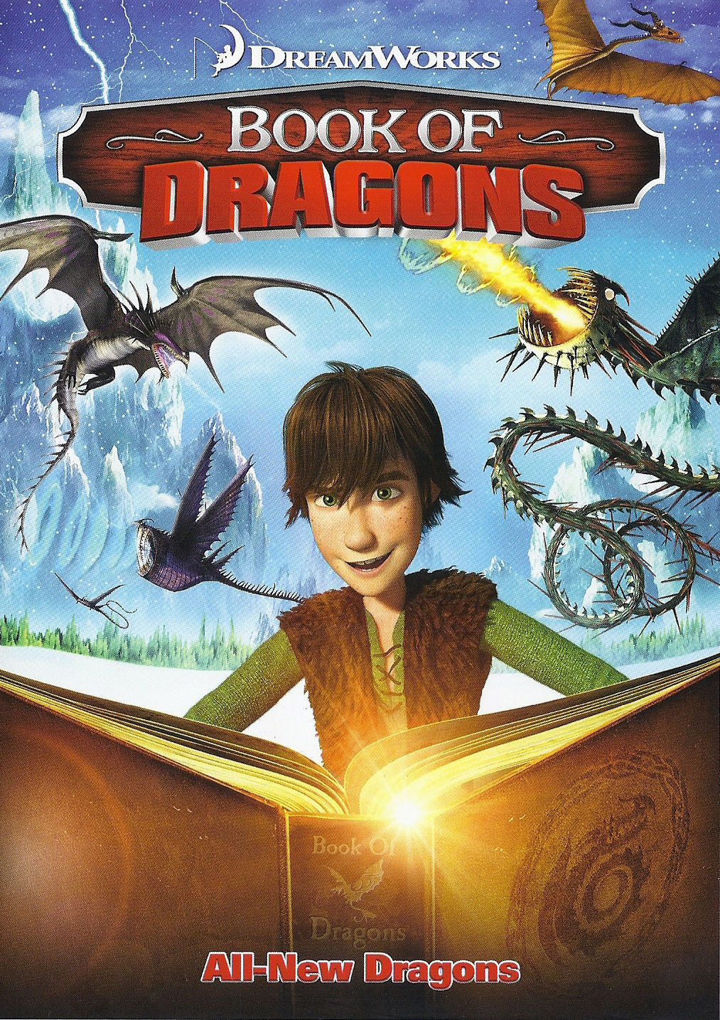 Book of Dragons - How to Train Your Dragon Wiki