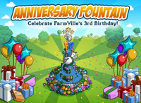 Anniversary Fountain Loading Screen