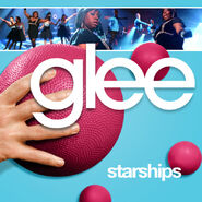 Glee - starships