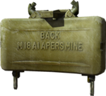 Claymore menu icon MW3