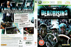 Dead Rising PAL COVER