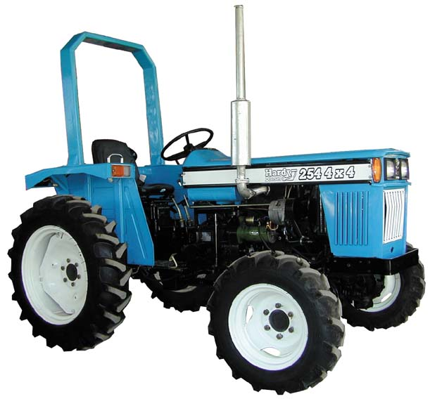 Hardy 254 - Tractor  U0026 Construction Plant Wiki