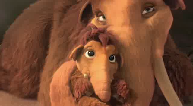 ice age 4 characters peaches - photo #18