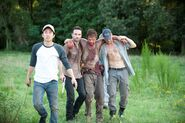 Rick &amp; Shane &amp; Glenn chup, 1