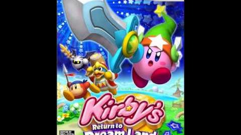 Kirby's Return to Dreamland World 5-5 (King Dedede's Theme) Extended
