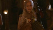 Daenerys and dragons 2x10