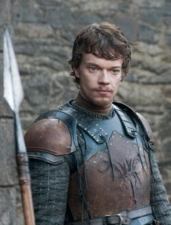 MBTI enneagram type of Theon Greyjoy