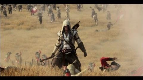 Assassin's Creed III E3 Cinematic Trailer North America