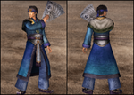 Edit Male Outfit - Strategist Robe (DW5)