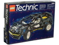 Схемы и инструкции Lego Technic - Super Car (Супер Машина) - Lego 8880.
