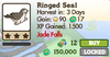 Ringed Seal Market Info (June 2012)