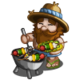 Barbecue Gnome-icon