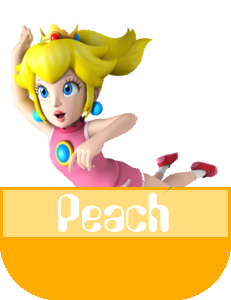 Peach MRU