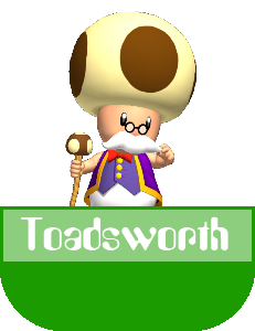 Toadsworth MR