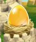 Dragon City Gold Dragon Egg