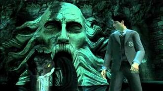 Harry Potter Kinect Announcement Trailer