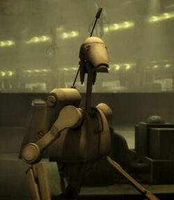 Unidentified B1 battle droid 3 (Umbara)