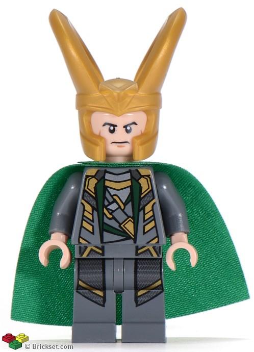 Loki - Brickipedia, th...