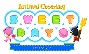 Nintendo Land - Animal Crossing Sweet Day logo