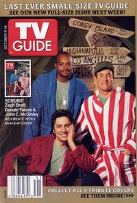 Tv guide 2005 scrubs