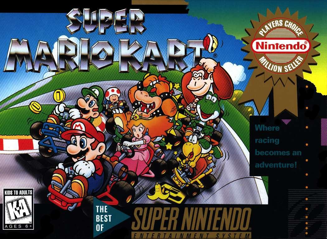 Super Mario Kart - MarioWiki, the encyclopedia of everything Mario