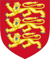 Royal Arms of England (1198-1340) svg