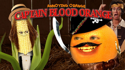 Captain blood orange title