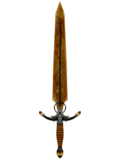 Amber Sword