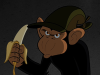 Detective Chimp
