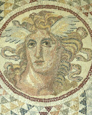 Medusa-mosaic